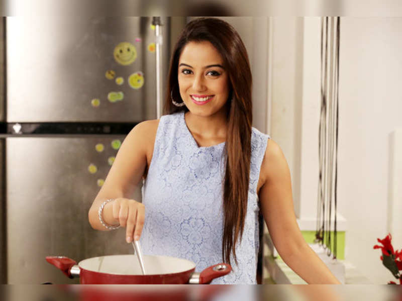 Srishty Rode's man must know cooking!