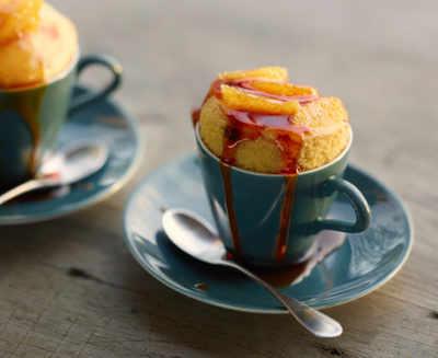 World Baking Day: Bakeyour cake in a mug