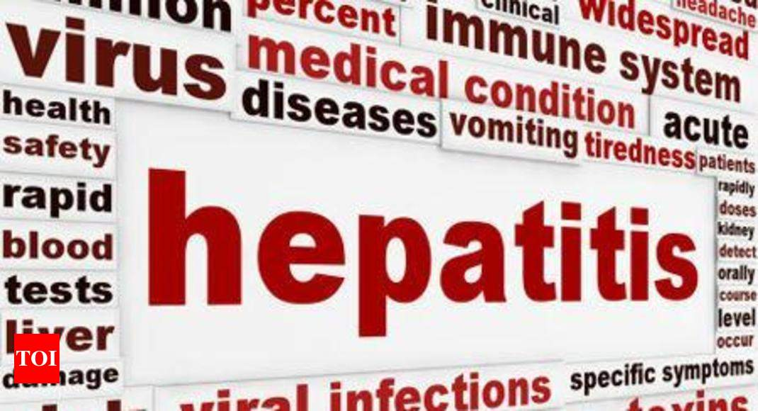 New medicine for Hepatitis C treatment launched - Times of India