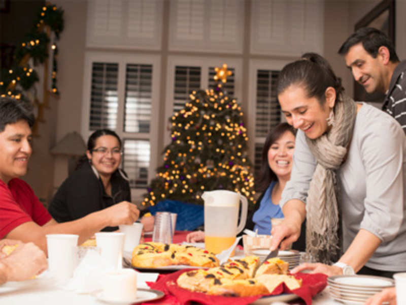 Things you can do on Christmas if not partying