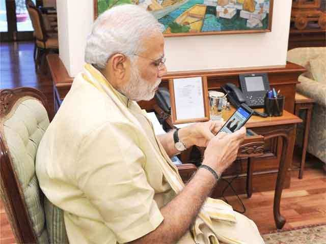 Prime Minister Narendra Modi may have one of the most demanding jobs in the country, but that doesn't stop him from managing his social media accounts on his own. This has been revealed by the Prime Minister's Office (PMO) in a reply to queries filed via RTI applications.