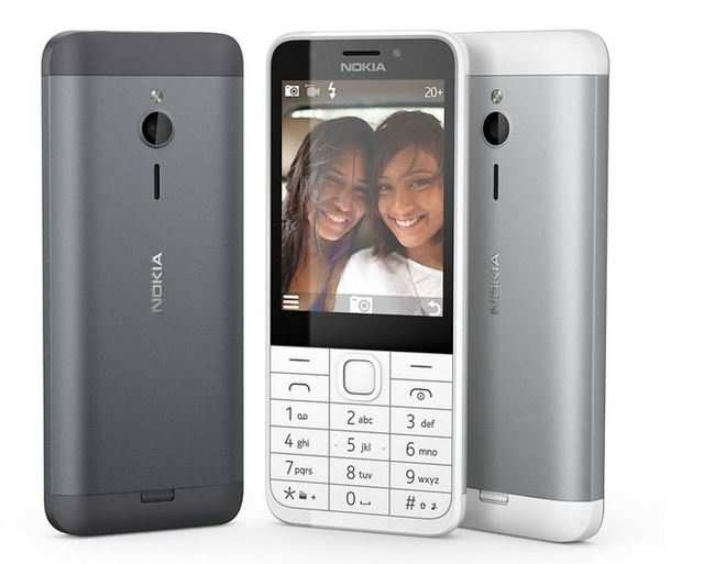 Highlights. Nokia 230 dual sim ...