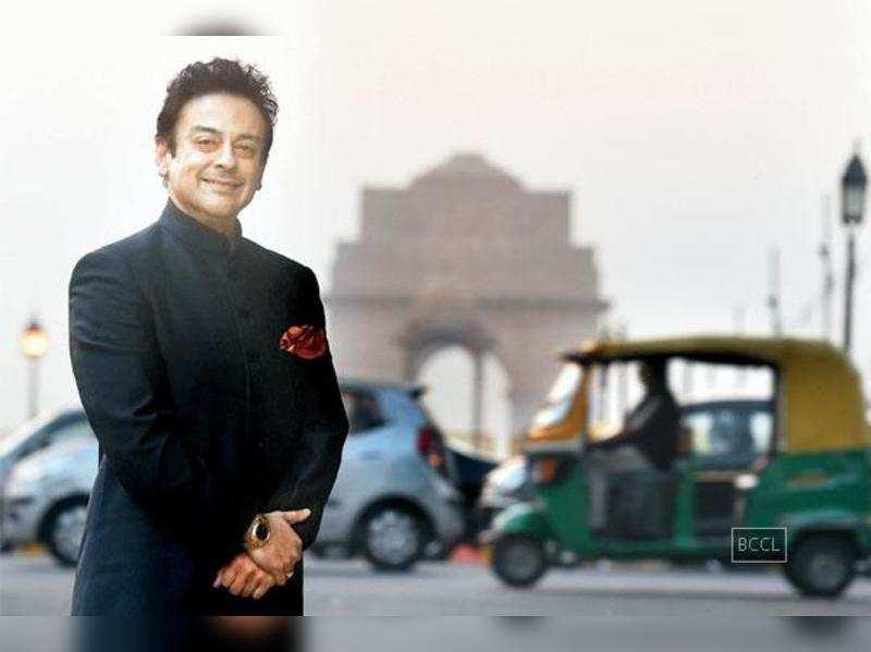 Adnan Sami: I was born on 15th August, studied Gandhi, landed up in Mumbai