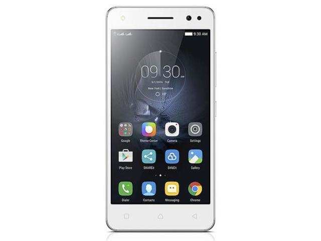 Lenovo Vibe S1 Lite selfie smartphone with 8MP front camera