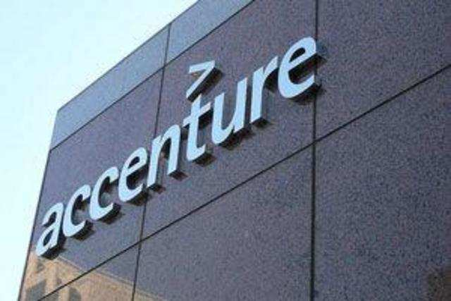 Accenture said it has bagged a management project to help transform Maharashtra government's Sales Tax Department.