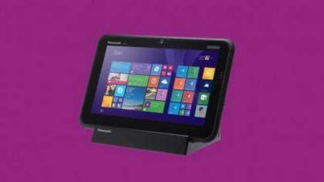 Panasonic launches Toughpad FZ-Q1 upgradable to Windows 10.