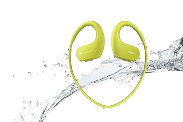 Sony launches waterproof and dustproof all-in-one wearable in Walkman series at CES.