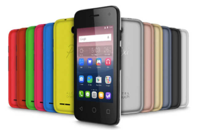 At CES 2016, Alcatel announced three new smartphones in its OneTouch Pixi 4 range.<br />