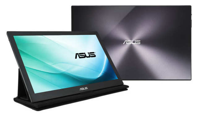 Asus MB169C+ monitor sports a 15.6-inch Full HD IPS display and is an upgrade to the MB168B model that is powered by USB 3.0.