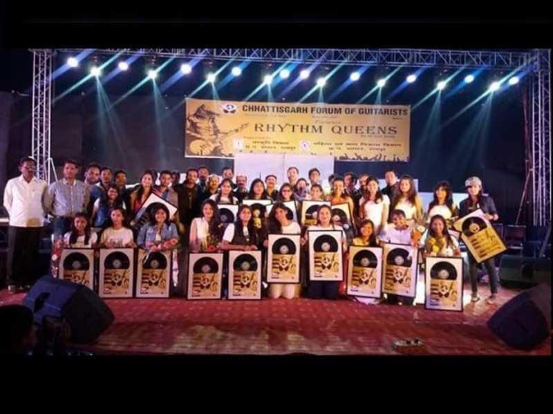 Chhattisgarh's Rhythm Queens to perform in California, NJ