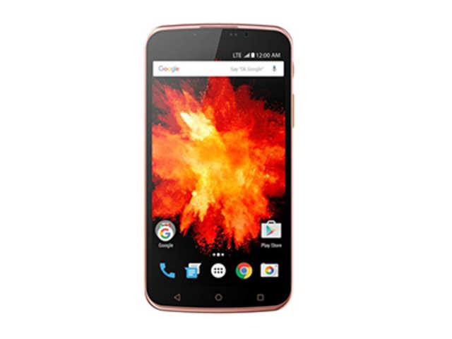 The Polaroid Power smartphone is powered by a 64-bit octa-core processor coupled with 3GB RAM and 32GB interal storage with an option to install microSD card for additional space.