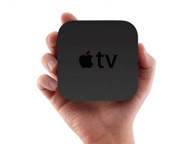Digital video recorder maker Nuvyyo is previewing a new Apple TV app for its Tablo DVR, that will allow users to watch live and record TV programmes from ABC, CBS or Fox even if they don't have a cable connection.