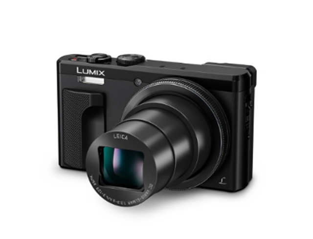 Panasonic Lumix DMC-ZS60 has an 18MP MOS sensor, along with a 30x zoom Leica lens.