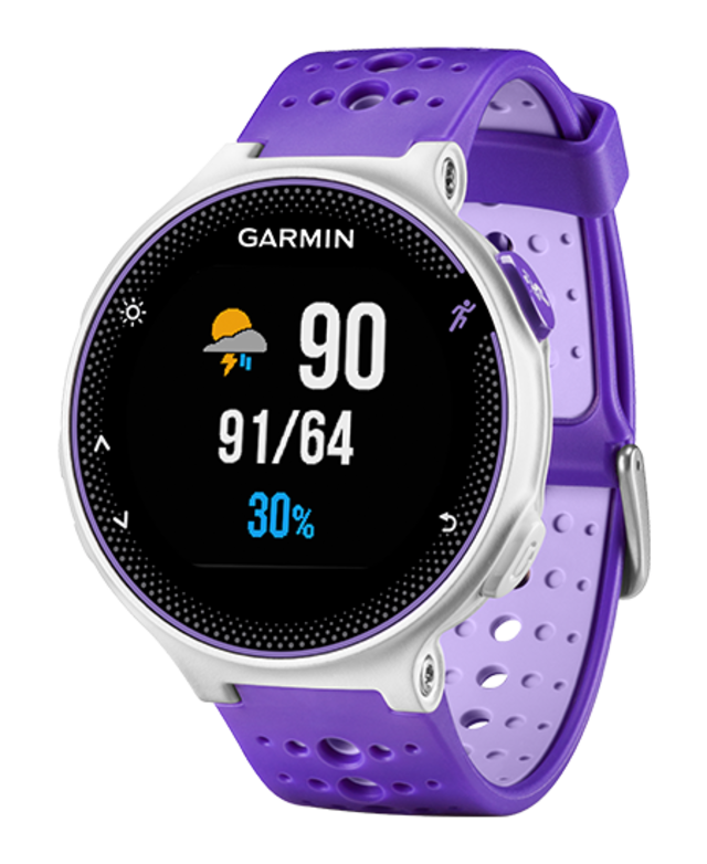 Garmin launches Forerunner 230 and Forerunner 235 smarwatches.
