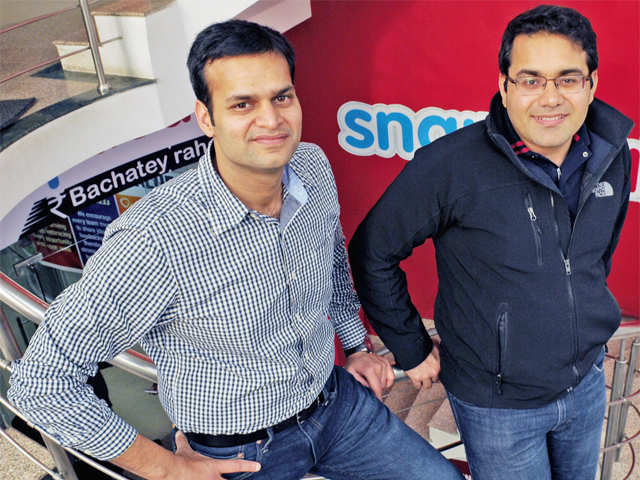 Snapdeal is in a hurry to grow — online and offline — as well as to get into the black. Here's how its founders plan to do it.