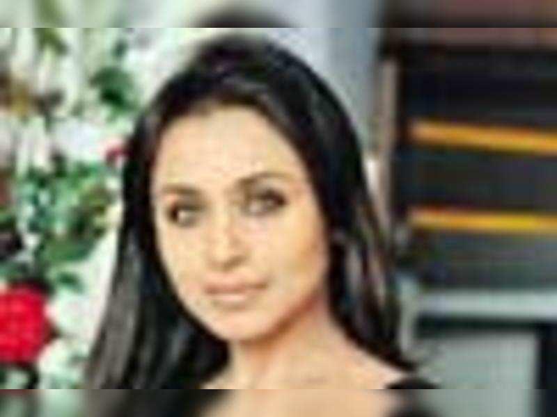 Rani looked like a schoolboy: Boney Kapoor