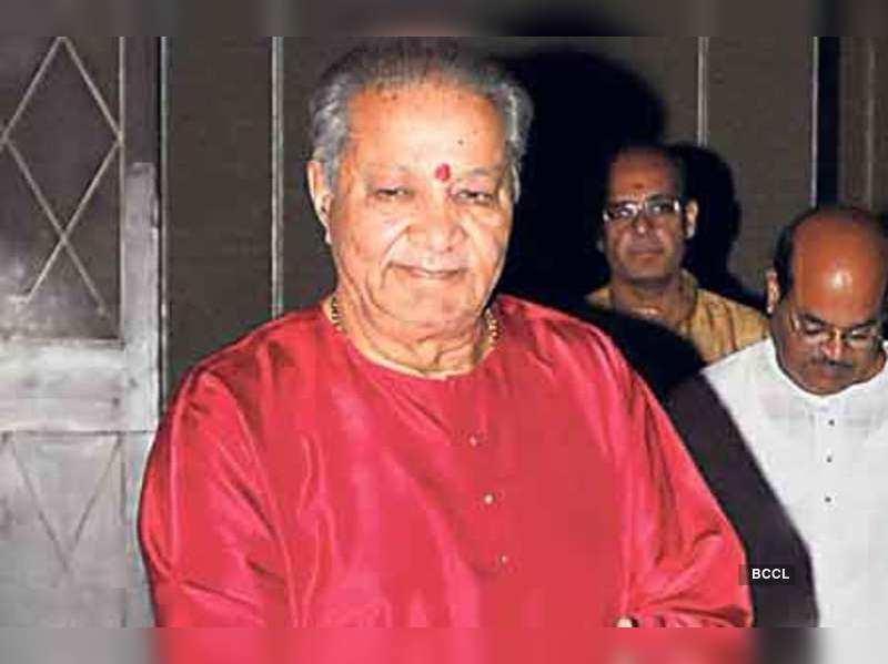 Pt Hariprasad Chaurasia