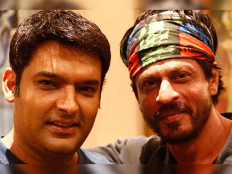 61st Filmfare Awards: Shah Rukh Khan and Kapil Sharma to host