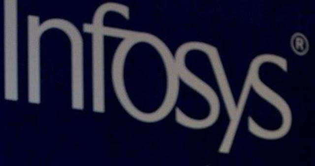 Infosys beaten street expectation for the third consecutive quarter that pushed the stock price up by 5%.