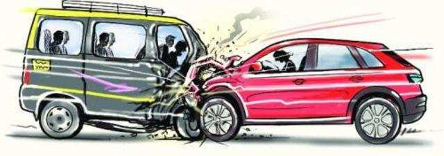 India sits on the top of the heap as it accounts for the highest number of 5 lakh road accidents in a year, in which 1.5 lakh lose their lives and another 3 lakh are maimed for life.<br /> <br /> (Representative image)