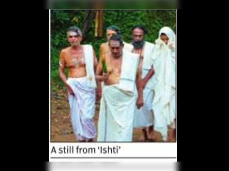 First Sanskrit social movie flays Namboothiri practices