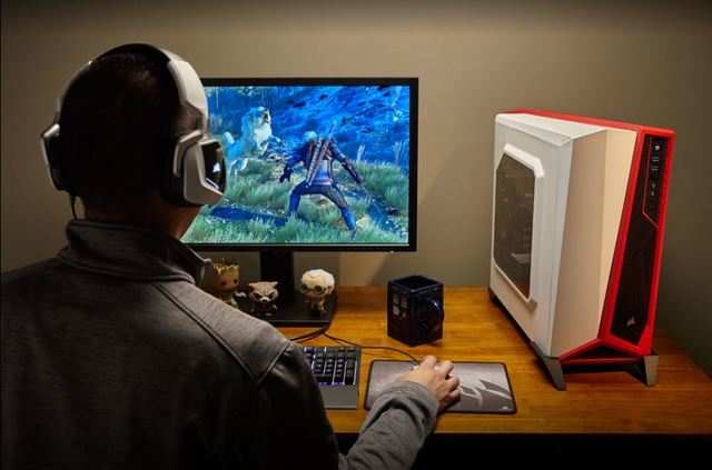 outlet store sale fdc0f 051c4 Corsair announces mid-tower gaming case Carbide Series SPEC-ALPHA ...