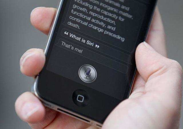 Apple's Siri is the company's rival to Google Now and Microsoft's Cortana.