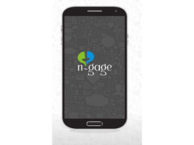Instant messaging app n-gage launched in India.