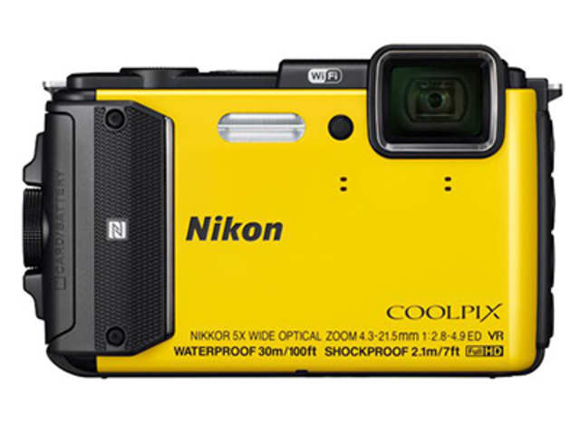 Nikon Coolpix Aw130 Comes 6mp Sencor And Is Priced At Rs 15 000