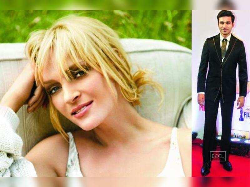Dhanush to star with Uma Thurman