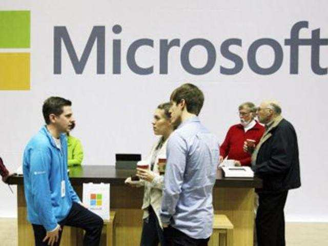 Microsoft is in a race with Google and Facebook to establish the strongest hold over people's digital lives.
