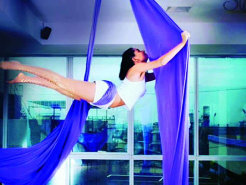Circus-style exercises catch the fancy of Mumbaikars