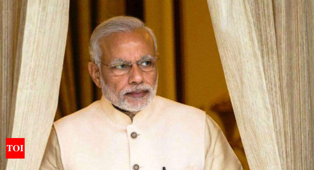 PM Modi has only Rs 4 700 cash in hand no bank account in Delhi