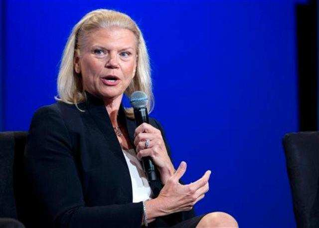 21st century will be India's, says IBM chairman Rometty