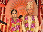 Gaurav & Samruddhi's wedding ceremony