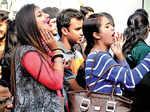 Tripude college festival