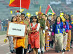 12th South Asian Games: Opening ceremony