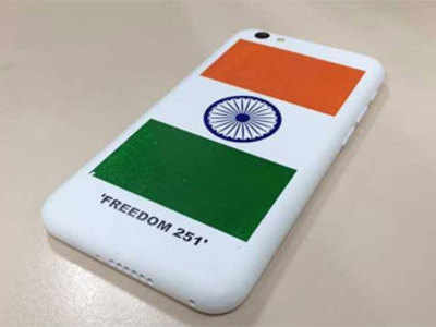 Freedom 251 site crashed after 30,000 bookings; to launch Bells SIM card