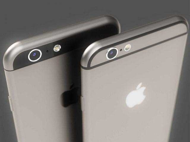 Apple launched iPhone 6S and iPhone 6S Plus in September.