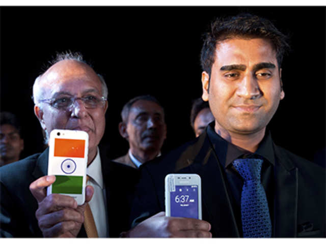 Warning bells? 25 lakh bookings, but cellphones yet to be made