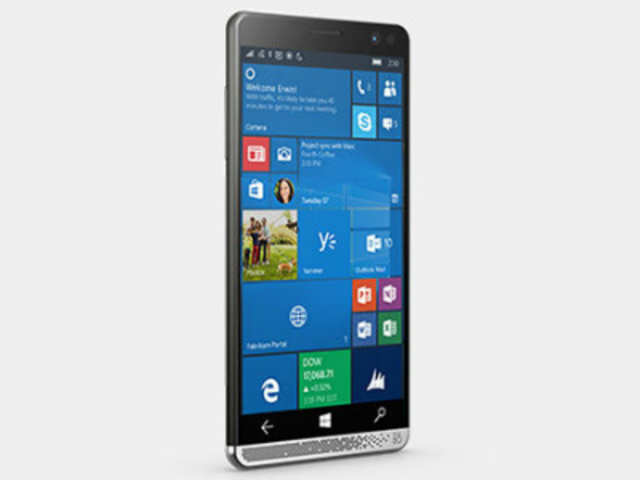 HP Elite X3 has a 5.96-inch QHD screen, Snapdragon 820 chipset, 4,150mAh battery, 64GB internal storage and 4GB RAM. It is powered by Windows 10 Mobile and features Continuum to act as a replacement for laptops.