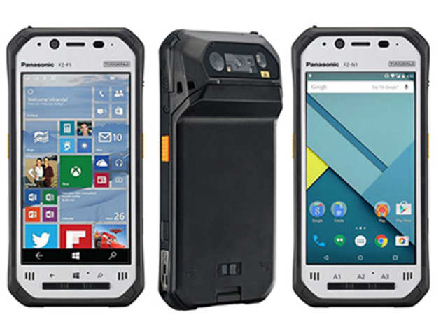 Panasonic Toughpad FZ-F1 and Toughpad FZ-N1.