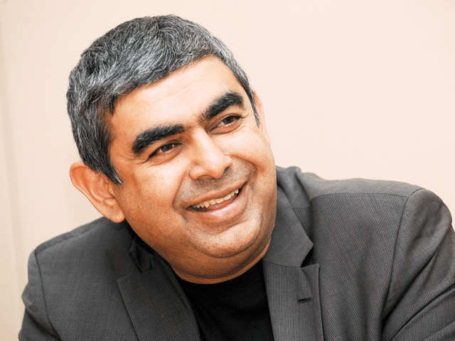 """I drive an Audi. It has a cruise control feature by which it basically drives itself on the freeway. The cruise control is adaptive,"" said Infosys CEO Vishal Sikka."