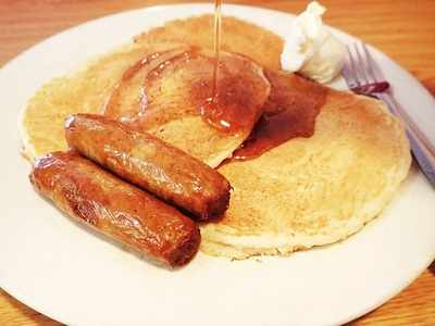 Maple Syrup, not just for the pancake