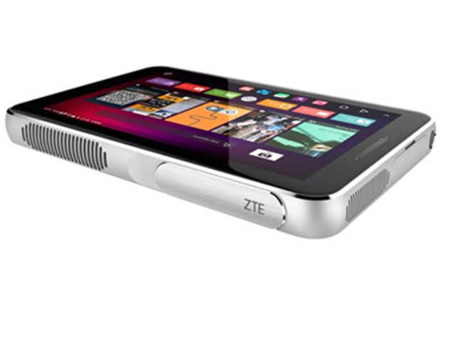 ZTE Spro Plus smart projector.