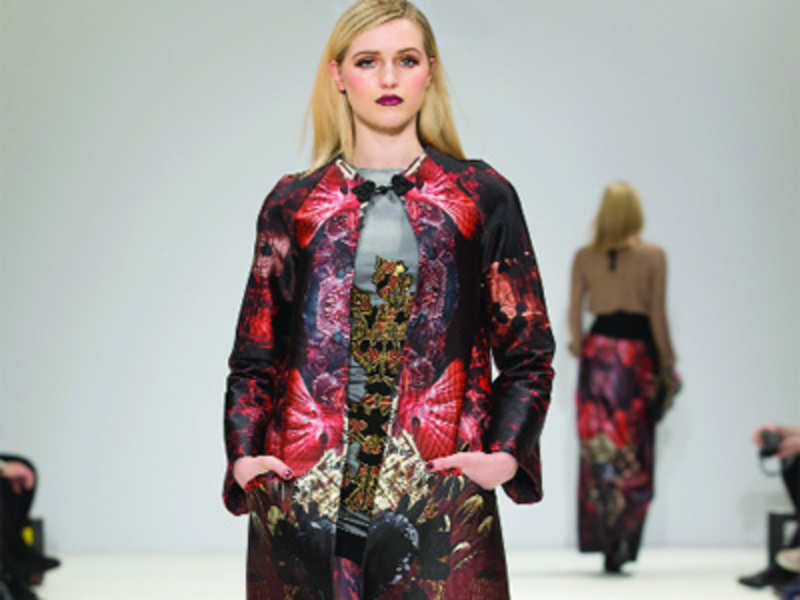 Designer Rocky Star Showcases At London Fashion Week Times Of India