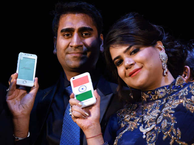 About 30,000 people paid for booking the phones and over 7 crore people registered for it.