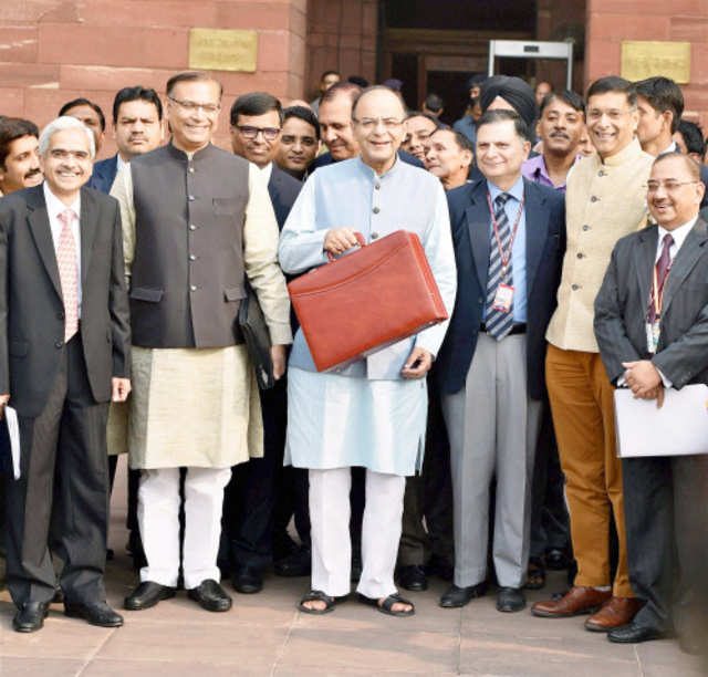 The finance minister has announced an additional 0.5% tax on all taxable services under the new Krishi Kalyan Taxy.