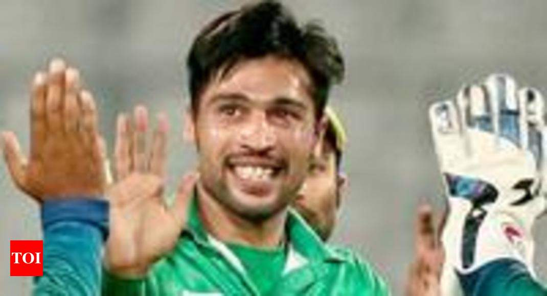 No animosity towards Amir now, says Pak team manager | New