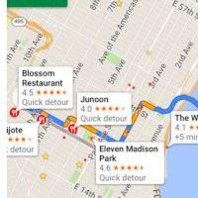 Google Maps For Ios Introduces Real Time Detour Mapping Latest